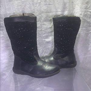 Girls Primigi Boots -Midnight- size 26 EU/US 9